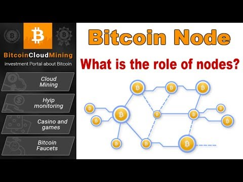 Bitcoin Node: What Is The Role Of Nodes?