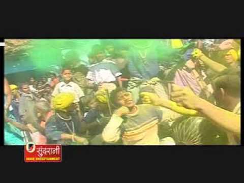 Holi Aage - Mola Rang De Kanha - Manharan Lal Patel