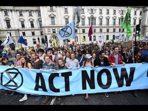 Extinction Rebellion: This Is What False Opposition Looks Like