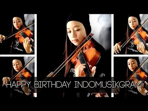 HAPPY BIRTHDAY SONG VIOLIN