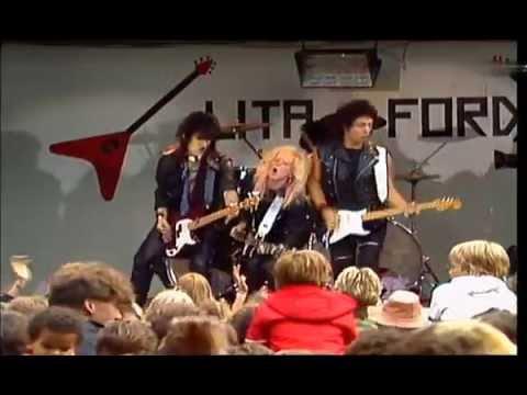 Lita Ford - Gotta Let Go 1984