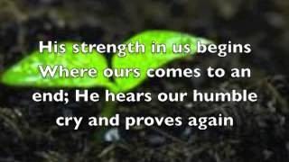 His Strength Is Perfect