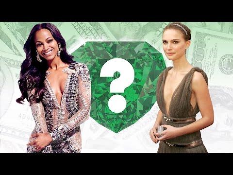 WHO'S RICHER? - Zoe Saldana or Natalie...