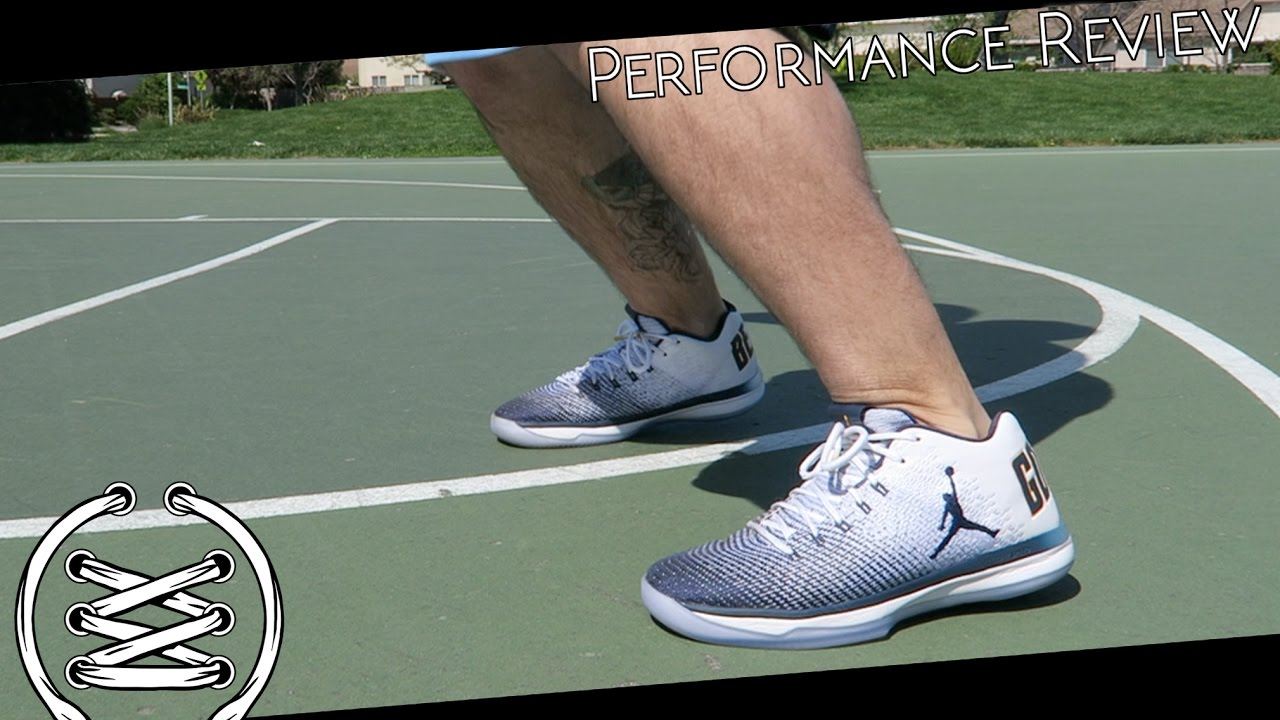7b498512a038 Air Jordan XXXI (31) Low Performance Review - YouTube
