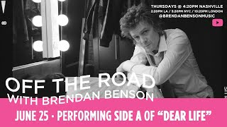 Brendan Benson Performs Dear Life Side A