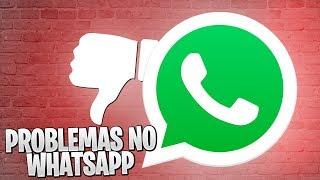 O WHATSAPP CAIU DE NOVO? Instagram, Facebook e sites FORA DO AR!