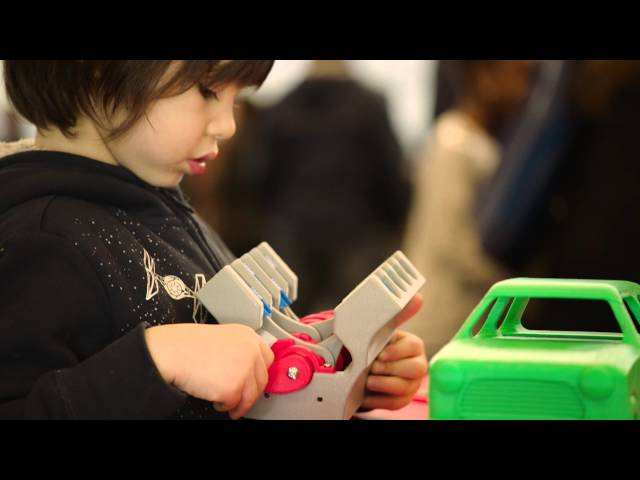 3D BROOKLYN at NYIAS  | 2016 New York International Auto Show