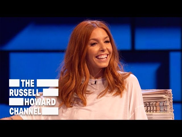 Stacey Dooley reveals the wild side to working at Luton Airport ... - Russell Howard Hour