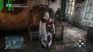 Assassin's Creed Unity - ASUS R9 290 DCUII - 1080p Ultra Settings Gameplay Performance