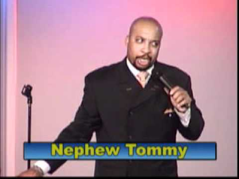 Nephew Tommy - Eugene appears on the show. - Comedy House ...
