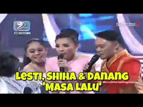 Lesti, Shiha & Danang - Masa Lalu | Final D'Academy Asia 2