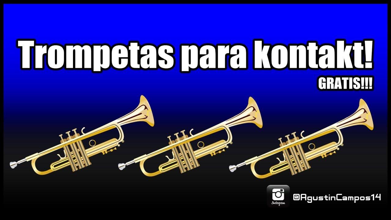 Trompetas samples para kontakt gratis de Samples Para
