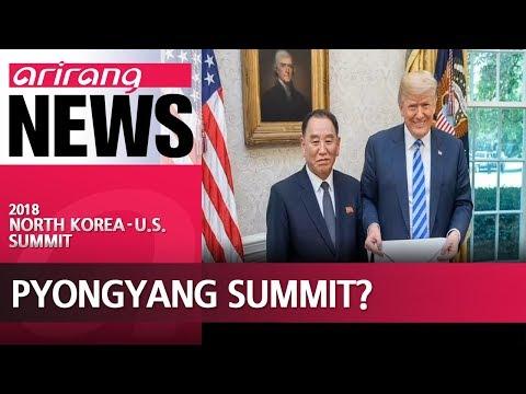 Kim Jong-un invites Donald Trump to North Korea in July: Joongang Ilbo
