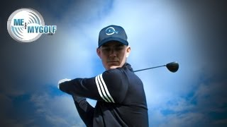 CREATE A GOOD SPINE ANGLE IN YOUR GOLF BACK SWING