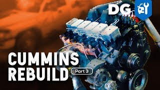 How To Rebuild A 5.9 Cummins 12v Diesel In A Million Mile Dodge (Part 3)(, 2018-04-15T16:15:30.000Z)