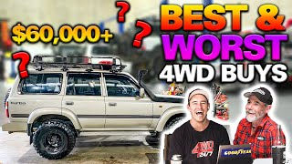 EXPOSED: OVERPRICED USED 4WD MADNESS – Tips to not get stung!   Shed Ep 17