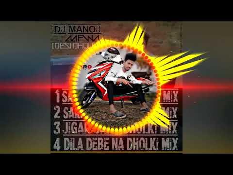 SAKHI MARWAD (DHOLKI BAND MIX)DJ MANOJ AAFWA...