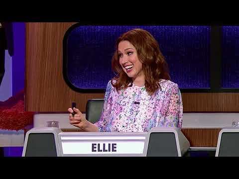 Match Game exclusive clip: Ellie Kemper and Kyle Richards need help with the rules