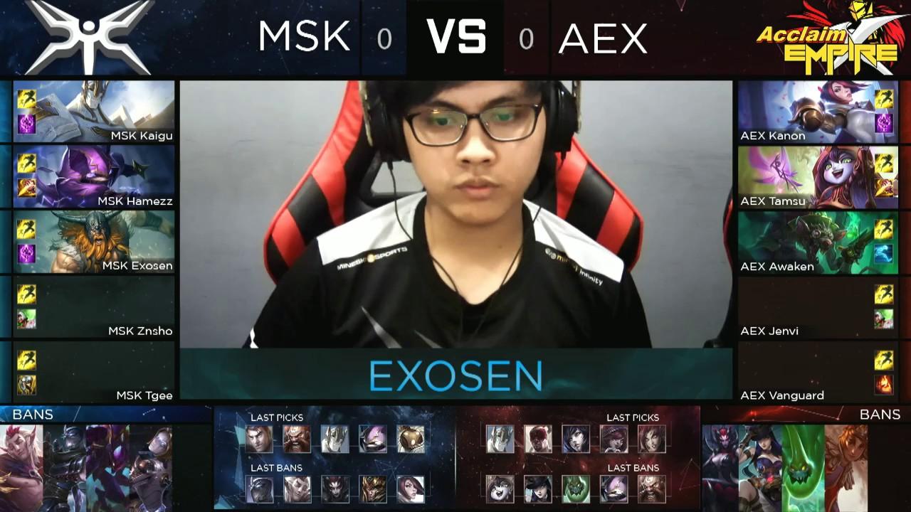 Aex games