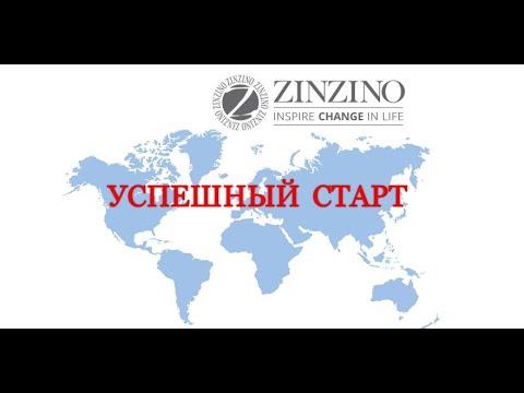 Успешный старт в ZINZINO.