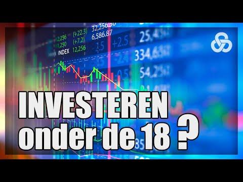 Beleggen en Investeren Onder 18 Jaar