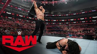Drew McIntyre attacks Jinder Mahal, Veer & Shanky with a steel chair: Raw, July 19, 2021