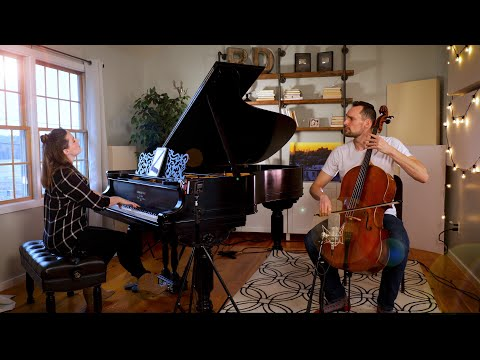 Halsey - Without Me (PIANO & CELLO COVER) - Brooklyn Duo