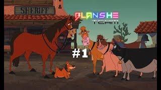 Home on the Range #1 - (RUS MagicGame) - gba