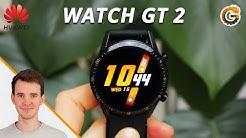 Huawei Watch GT 2: Die FAST perfekte Smartwatch! - Test