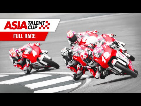 Idemitsu Asia Talent Cup Round 4 Race 8 - Buriram