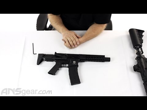 First Strike Tiberius Arms T15 PDW Paintball Gun - Review