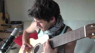 10 String Guitar Improvisation - Daryl Kellie