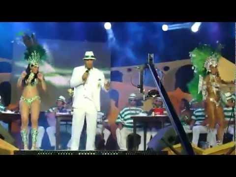 Bastidores da Gravao do Clipe Mancha Verde Carnaval Mrio Lago O Homem ...