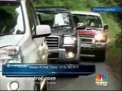 Fortuner vs Pajero vs Endeavour vs XTrail - 20 lakh SUV