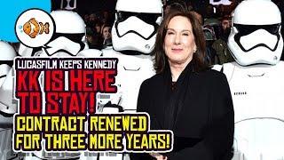 KATHLEEN KENNEDY ATEŞ DEĞİL! Star Wars Sorumlu 3 Yıl Daha KK