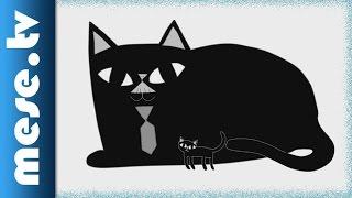 Makám: Kormos (animáció, gyerekdal, MOME) | MESE TV