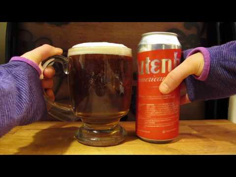 Gluten Free Beer: Glutenberg American Pale Ale