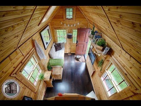Tiny House Movement Sauna Amazon Tiny House