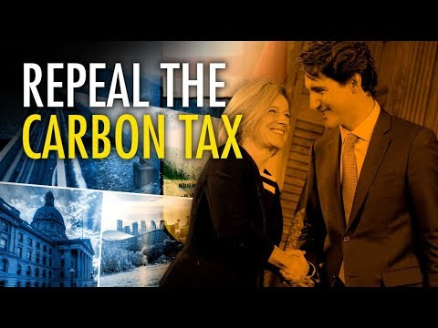 Come to The Rebel's anti-carbon tax RALLIES in Alberta! April 14 & 15