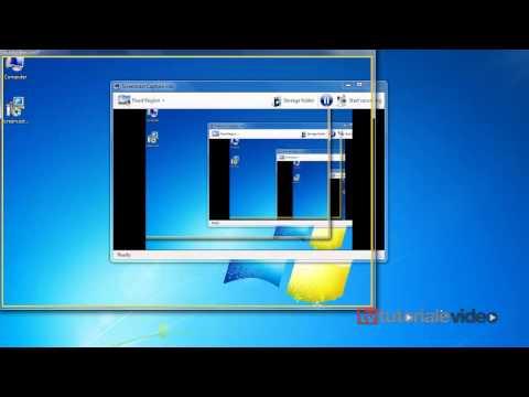 Captura de ecran la calitate buna cu un software free