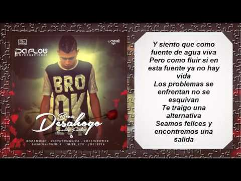 Boza – Desahogo (Audio Original) con letra + Descarga