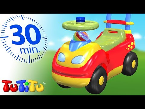 TuTiTu Specials | Ride On Toy | Best Kids Toys | 30 Minutes Special