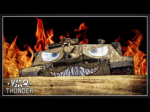 The Abrams Apocalypse: Day 1 (War Thunder 1.77)