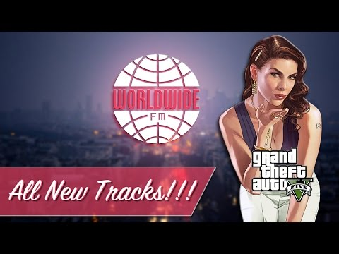 Worldwide FM - GTA V Radio (Next-Gen)