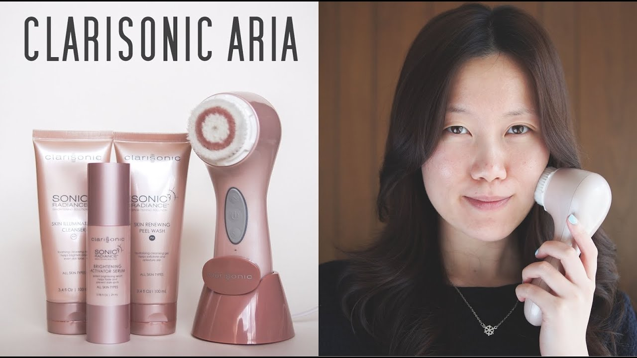 Clarisonic aria review