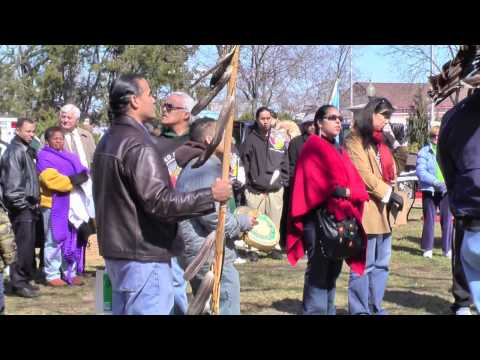 United For Justice: Narragansett Tribe, fighting for our rights as a sovereign nation.