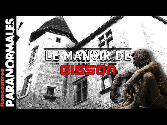 Le Manoir de Gisson (Chasseur de Fantômes)