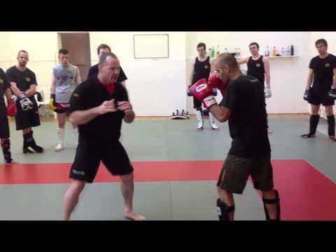 Basic Kickboxing Class