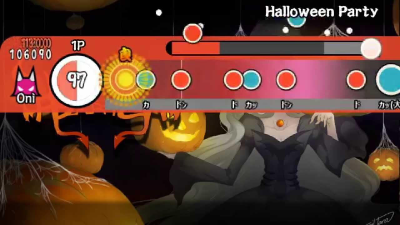halloween party cytus