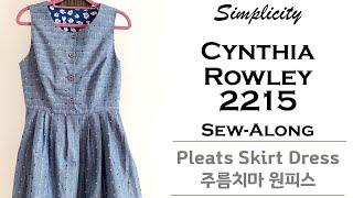 "Simplicity 2215 ""Cynthia …"